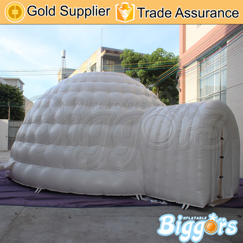 High Quality PVC Or Oxford Material Outdoor Inflatable Dome Tent Inflatable Party Marquee For Event