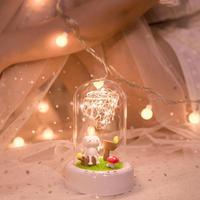 Stars Starry Sky LED USB Night Light Projector Luminaria Moon Novelty Table Night Lamp for Children Girls Night Festival Lamp