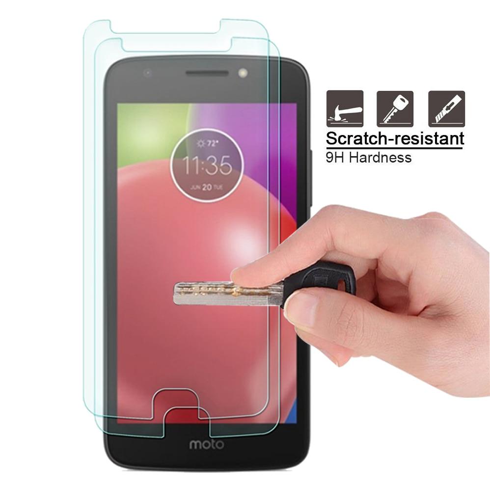 Motorola Moto E4 E4 Artı 4th Gen 0.3mm 2.5D 9 H Temizle Premium - Cep Telefonu Yedek Parça ve Aksesuarları - Fotoğraf 3