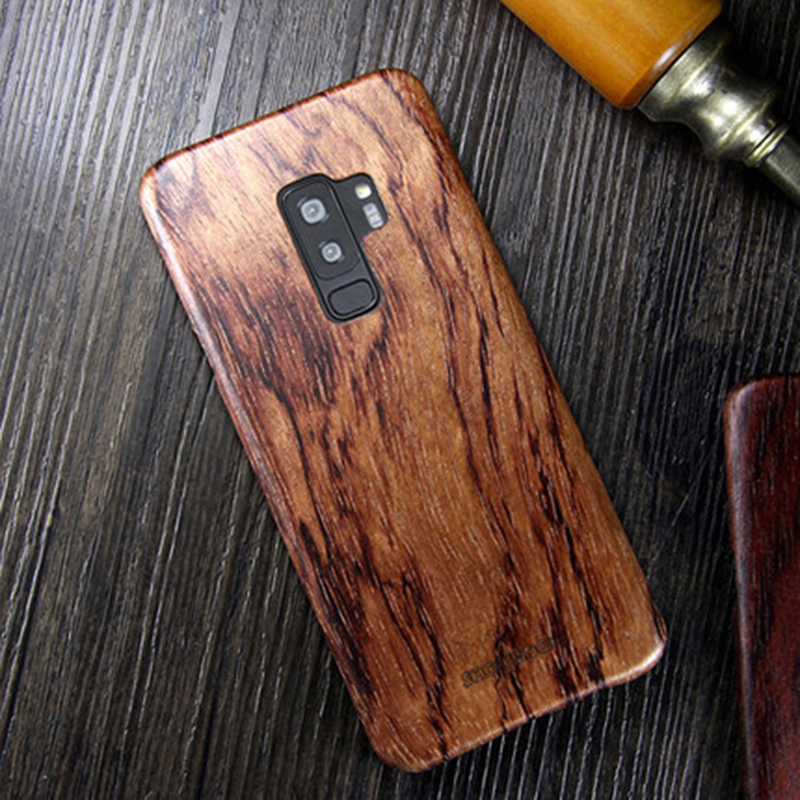 Buy samsung trend plus case wood and get free shipping