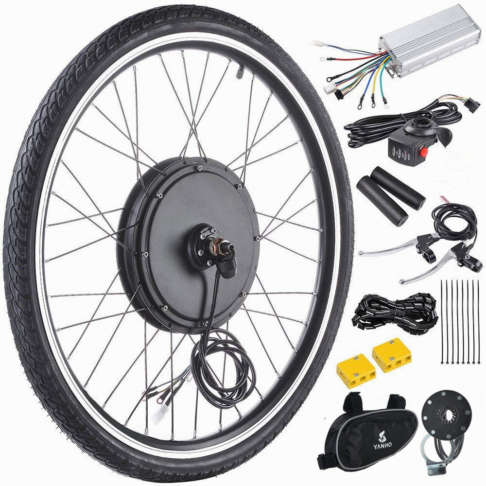 1000w kit with tires