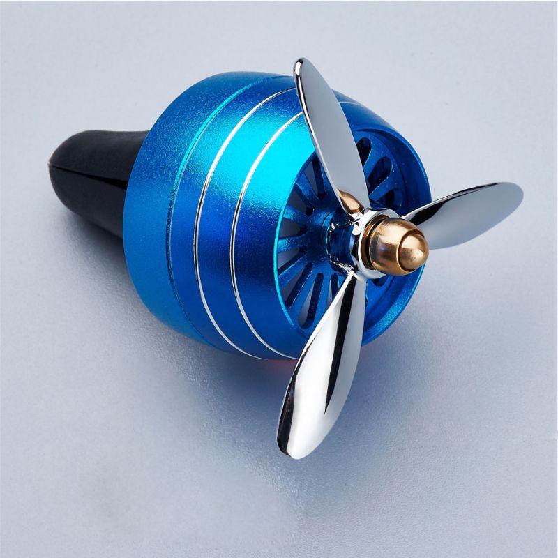 Освежитель воздуха Air Force 3 Propeller Aroma Car Vents Outlet Fragrance Clip - 4
