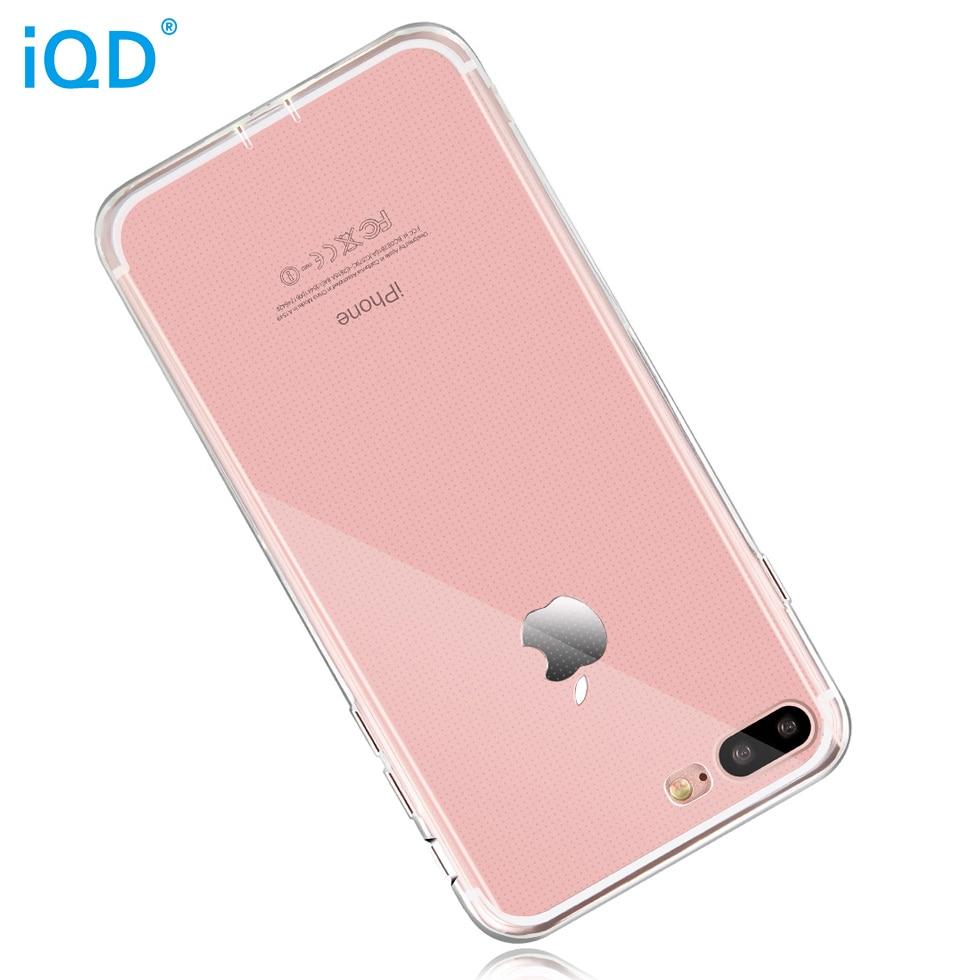 IQD iPhone X 8 7 Plus- ի պատյանների համար բարակ - Բջջային հեռախոսի պարագաներ և պահեստամասեր - Լուսանկար 6