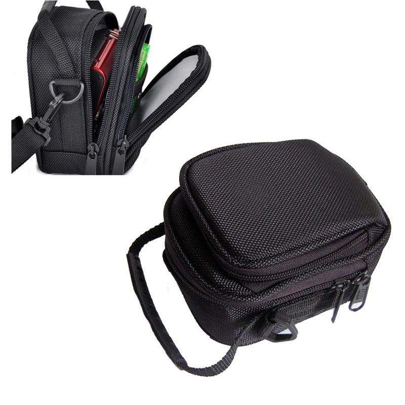 Camera Bag <font><b>case</b></font> Pouch For <font><b>Canon</b></font> G15 G16 G7X G7XII SX700 SX710 SX720 SX730 SX740 G7X3 N100 SX150 SX160 G1XII <font><b>G1X</b></font> Mark3 portable image