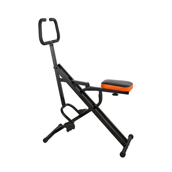 Body Crunch Rider Total Workout Ab Fitness Machine Hourse Riding