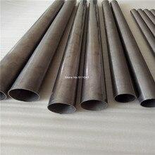 Gr2 titanium труба OD60mm x 2,5 стены, Длина 500 мм, 2 шт