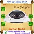 WIFI Built-in Antenna 720P  Indoor UFO IP Camera Security CCTV Surveillance ONVIF P2P Cam IR Cut Filter 1MP IP CCTV