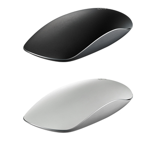 Image 5 - Rapoo 5G Laser bezprzewodowa, cicha, Touch Mouse Top Design profesjonalne ergonomiczna biznes magia biuro myszy na komputer PC