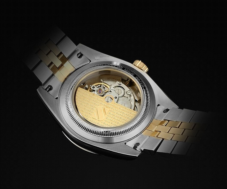 37mm Sangdo Blue dial Business watch Automatic Self-Wind movement High quality Mechanical watches Men's watch 016A