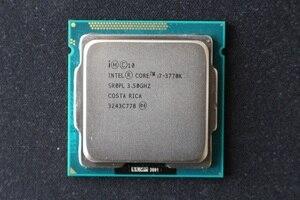 Image 2 - Intel processador i7 quad core, 3770k lga 1155 3.5ghz 8mb de cache com gráfico hd 4000 tdp 77w desktop cpu