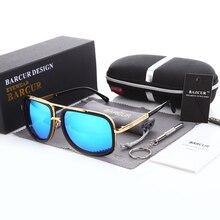 Коричневый градиент Солнцезащитные очки Для мужчин Топ дизайнерский бренд Солнцезащитные очки новейший тренд 2017 г. Солнцезащитные очки для Для мужчин/Для женщин унисекс с Оригинальная коробка