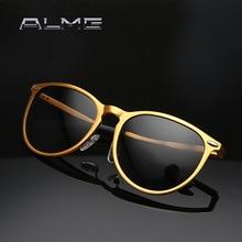 2015 New Aluminum Polarized Sunglasses Driving Glasses, Finishing Sunglasses, Golf Sunglasses Free Shipping