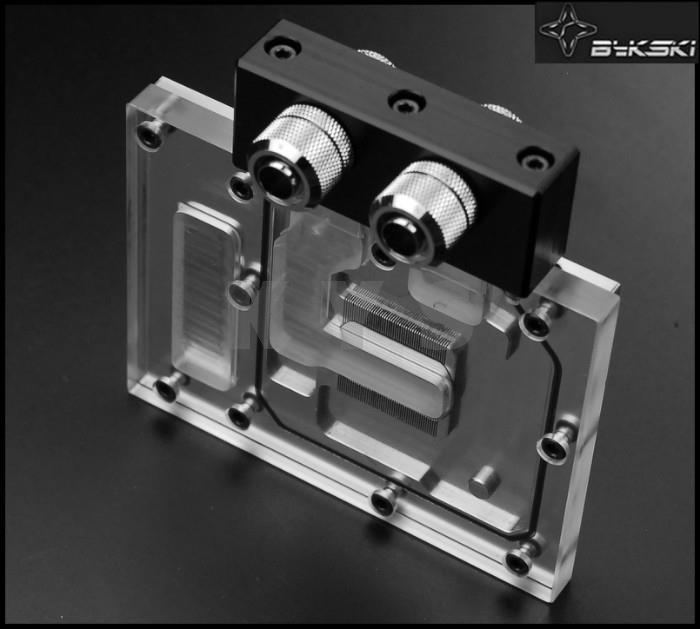 Bykski N-AS96OC-X for ASUS GTX 960-DC2OC-2GD5 VGA Water Cooling Block bykski n ms1060oc x vga water cooling block for msi gtx 1060 oc