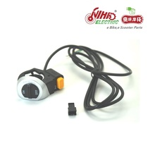 21 E-BIKE Wuxing Electric bike two – in – one Switch Electric Bicycle Scooter Headlight And horn button for eBike e bikes ZTECH