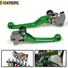 CNC Motorcycle Dirt Bike Brake Clutch Levers For Honda CR125R/250R CR 125R 250R 2004 2005 2006 2007 Pivot Lever