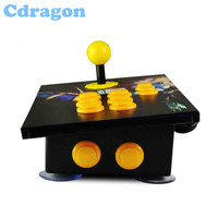 USB Rocker Arcade Joystick KOF Street Fighter Three And PC Mobile Phone Computer Game Handle Inclined