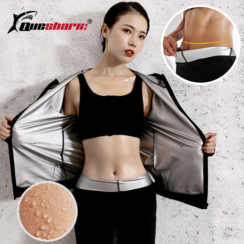 Fast Sweating Weight Loss Fitness Suit Set