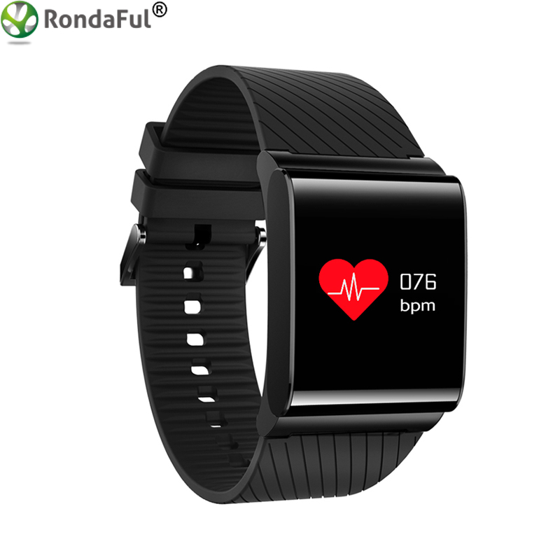 NEW X9Pro Blood Pressure Monitor Smart Bracelet OLED Colorful Bluethooth Activity Fitness Tracker Passometer Heart Rate