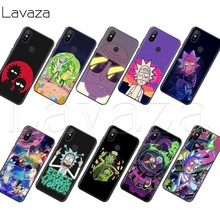 Lavaza Rick And Morty Silicone Case for Xiaomi Redmi Note 4 4X 4A 5 5A 6 6a 7 8 Pro Go Prime Plus(China)