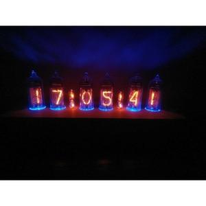 Image 5 - Kit de reloj brillante DIY sin tubo Módulo de placa núcleo IN14 QS30 IN12 Universal PCBA