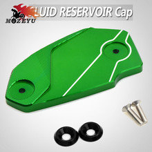 For Kawasaki Z800 Z 800 2013 2014 2015 2016 Motorcycle Accessories Brake Fluid Reservoir Tank Cover Cap