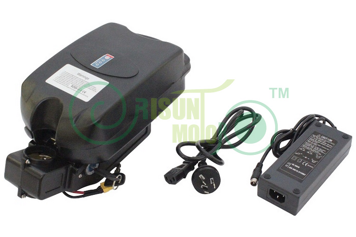 <font><b>36V</b></font> 8.8AH batterie Electric Bicycle Li-ion Battery bicicleta electrica bateria for ICR18650-22P with BMS and Charger <font><b>Akku</b></font> Li-Po image