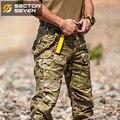 Новинка 2017 года IX2 водонепроницаемые камуфляжные Тактические Брюки Военная игра карго Брюки мужские армейские военные Активные Брюки