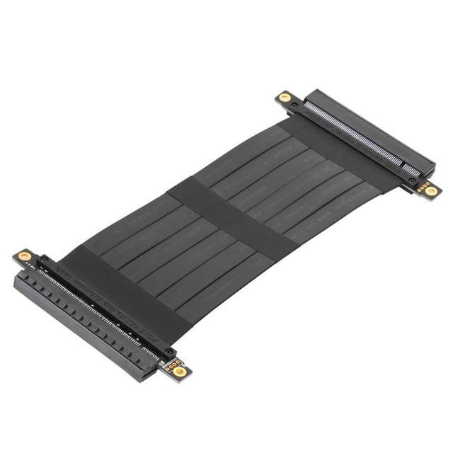 VODOOL High speed Flexible kabel PCI Express 36Pin Gen3 16X Buchse auf Buchse Verlängerung Kabel mit Stecker für 1U, 2U chassis