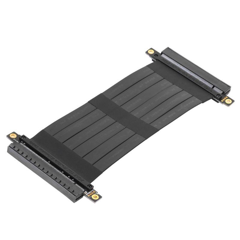 VODOOL высокоскоростные гибкие кабели PCI Express 36Pin Gen3 16X удлинитель «Мама мама» кабель с разъемом для корпуса 1U, 2U on AliExpress - 11.11_Double 11_Singles' Day