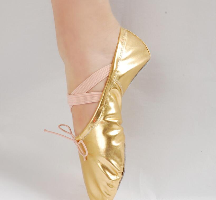2020 Hot Sale  Ballet Dance  Shoes Comfortable Fitness Breathable Yoga Exercise Soft Canvas Shoes For Kids Women  Children