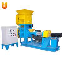 100 150kg/h Floating Fish Feed Extruder/Extruder For Fish Feed