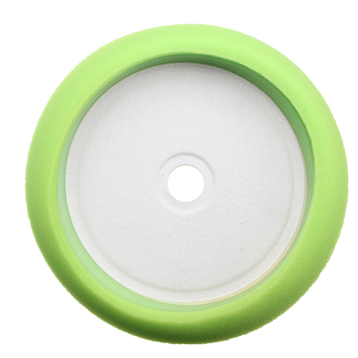 20cm Polishing Buffing Sponge Foam Pad Wheel Scratch Removal Car Auto Polisher