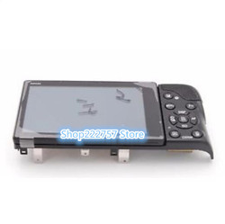 Repair Parts For Samsung NX300 Back Rear Cover Assy With LCD Display Screen Button Flex Cable Black