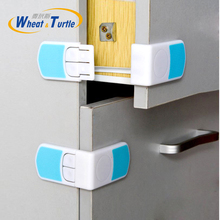 Plastic Baby Safety Protection From Children In Cabinets Boxes Lock Drawer Door Terminator Security Product Dropshipping