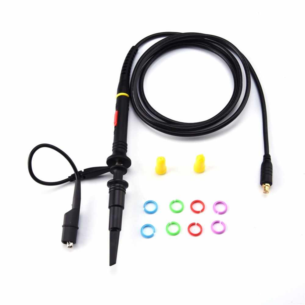 Speciale Mini Oscilloscoop Probe MCX Probe voor Mini Oscilloscoop DS201 DS202 DS203 QDSO Sonde met Kabel 1X 10X Optioneel