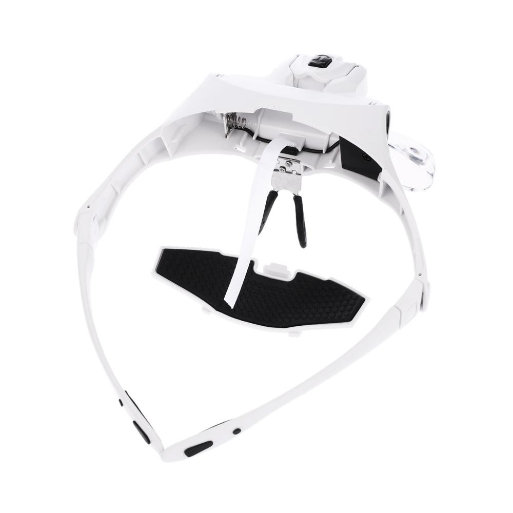 """""""FGHGF"""" galvos juostos akių padidintuvas 5 objektyvo - Matavimo prietaisai - Nuotrauka 2"""
