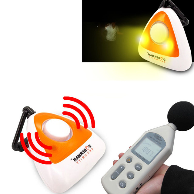 High Quality Waterproof Portable Anti-theft Survival Alarm Outdoor Night Sports Camping Emergency LED Light Self-defense Kits 4