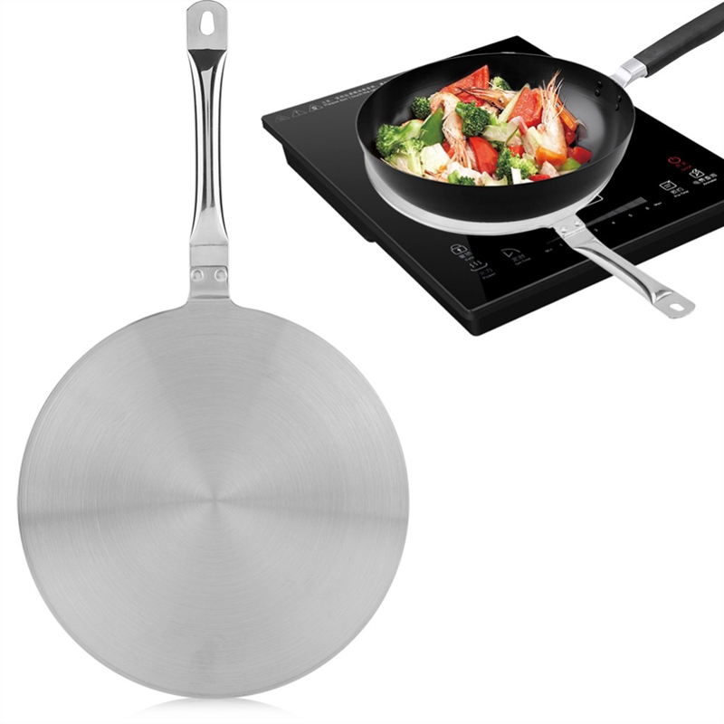 Converter Heat-Diffuser Stainless-Steel Gas/Electric/induction-cooker Household for Kitchen