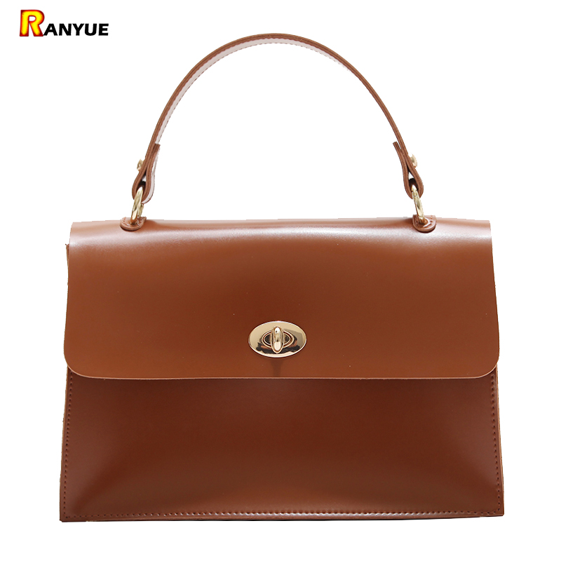 Vintage Lock Women Bag Small Tote Shoulder Handbag Crossbody Bags For Women Messenger Bags High Quality Pu Leather Bolsos Mujer high quality vintage ethnic embroidery bag features delicacy small handbag diagonal shoulder women messenger bags bs561