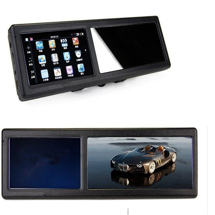 HIgh-quality-4-3-inch-Car-Rear-View-Mirror-monitor-GPS-Navigator-Wince-6-0-Bluetooth (1)