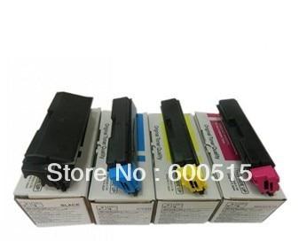 TK580 TK583 TK584 Color toner cartridge Compatible Kyocera FS-C5150DN B/M/C/Y 4PCS/LOT