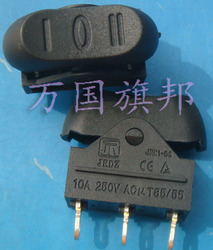 Free Delivery. Boat ship type switch become warped board 10 a 250 v switch 3 foot third T85/55
