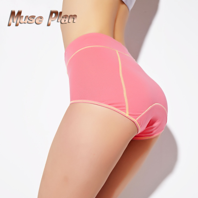 Physiological Panties soft bamboo charcoal fiber ladies
