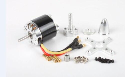 Sk3536/n2814 3536 1100kv бесщеточный Двигатель 520 Вт 2-4 S 45a EMP + zubehor w/адаптер