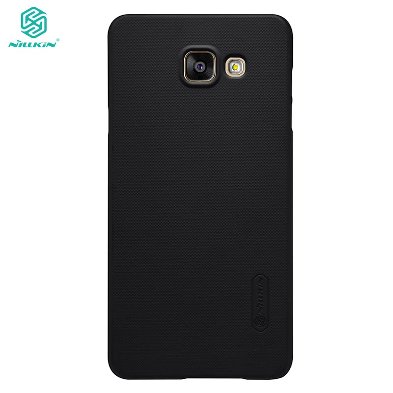 Case for Samsung Galaxy A5 2016 A510F A5100 Nillkin Frosted Shield Back Cover sFor Samsung A5 2016 Case With Screen Protector