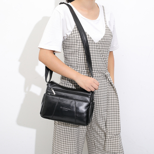 Image 5 - MEIGARDASS prawdziwej skóry Crossbody torby dla kobiet torba na ramię luksusowe torebki kobiet torba materiałowa portfele damskie Messenger torby