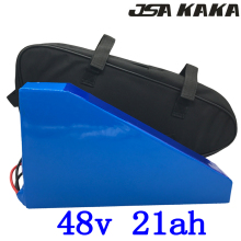 цена на 48V 1000W 1500W Lithium Battery 48V 20AH Li-ion battery Pack 48V 20Ah Electric Bike Battery with 30A BMS +54.6V 5A fast charger