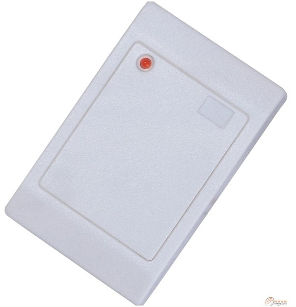 Rfid access reader, proxim EM ID reader with 125K ,white, wiegand 26,suit for Access Control sn:08A01 free shipping rfid reader proximity keypad em id card reader with wiegand26 34 output for access control sn 08f id min 5pcs