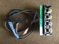 C6074 60342 для HP Designjet 1050C, 1055 см чернил труб Системы