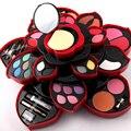 2 opção novos profissionais 46 completa cores Make Up Kit Blush delineador batom paleta coleção de maquiagem 3D coleção para presente